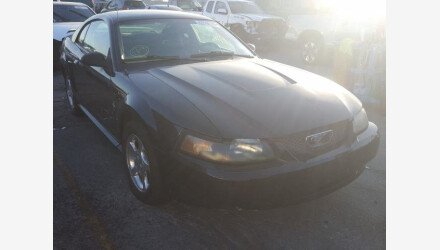 2003 Ford Mustang Coupe for sale 101414476