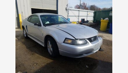 2003 Ford Mustang Coupe for sale 101430596