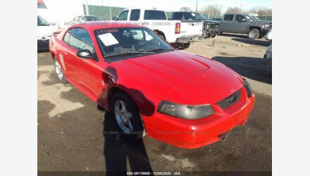 2003 Ford Mustang Coupe for sale 101436999