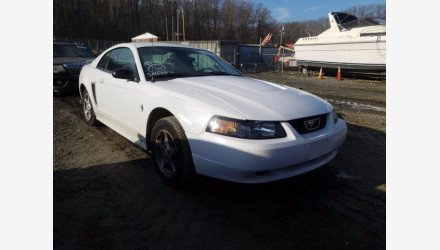 2003 Ford Mustang Coupe for sale 101437829