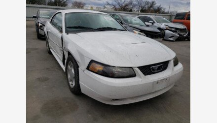 2003 Ford Mustang Coupe for sale 101437830