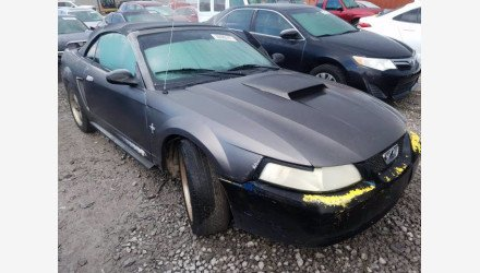 2003 Ford Mustang Convertible for sale 101437840