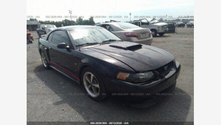 2003 Ford Mustang GT Coupe for sale 101437940