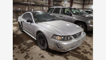 2003 Ford Mustang Coupe for sale 101438593
