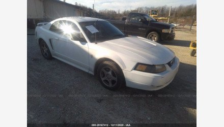 2003 Ford Mustang Coupe for sale 101441410