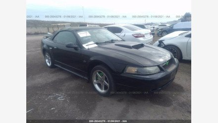 2003 Ford Mustang GT Convertible for sale 101443541