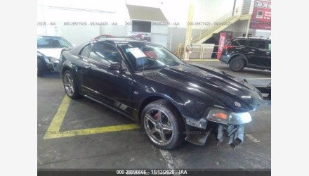 2003 Ford Mustang GT Coupe for sale 101451924