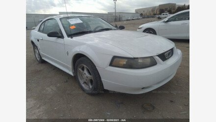 2003 Ford Mustang Coupe for sale 101453166