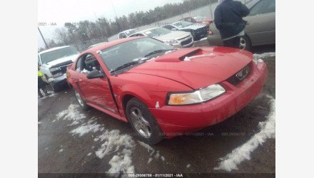 2003 Ford Mustang Coupe for sale 101456619