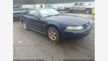 2003 Ford Mustang Coupe for sale 101457141