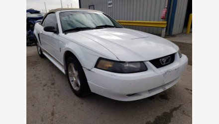 2003 Ford Mustang Convertible for sale 101459409