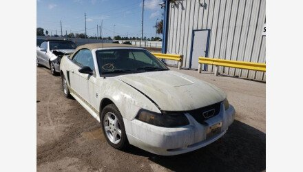 2003 Ford Mustang Convertible for sale 101462503