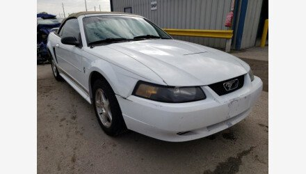 2003 Ford Mustang Convertible for sale 101462580