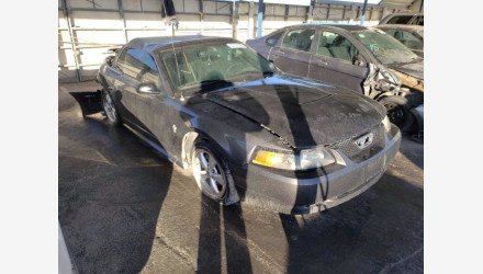 2003 Ford Mustang Convertible for sale 101465702