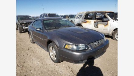 2003 Ford Mustang Coupe for sale 101467406