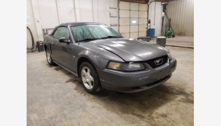 2003 Ford Mustang Convertible for sale 101467452