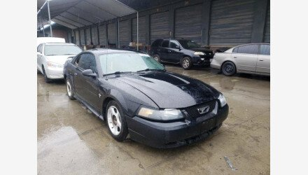 2003 Ford Mustang Coupe for sale 101468554