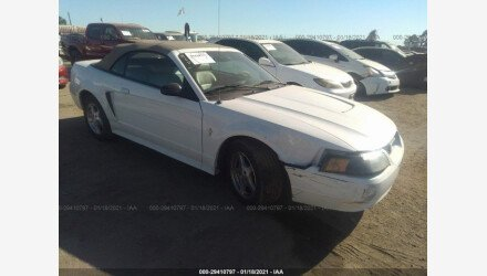 2003 Ford Mustang Convertible for sale 101485009