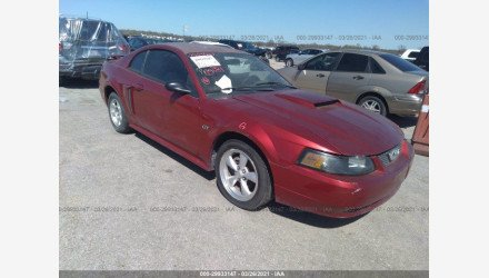 2003 Ford Mustang GT Coupe for sale 101485869