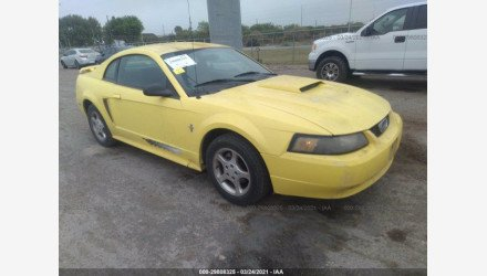2003 Ford Mustang Coupe for sale 101488459