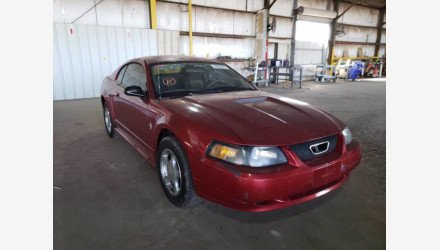 2003 Ford Mustang Coupe for sale 101488927
