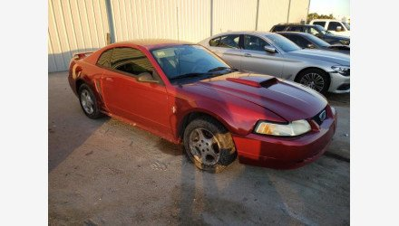 2003 Ford Mustang Coupe for sale 101490927