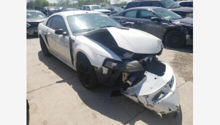 2003 Ford Mustang Coupe for sale 101493207