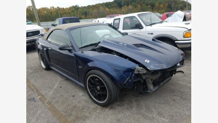 2003 Ford Mustang GT Convertible for sale 101493249