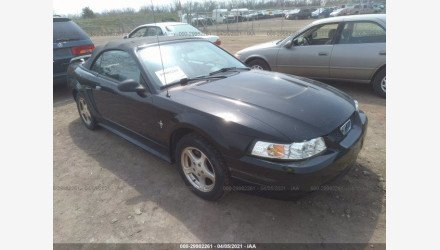 2003 Ford Mustang Convertible for sale 101493502