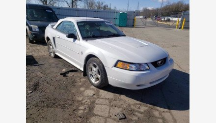 2003 Ford Mustang Convertible for sale 101494185