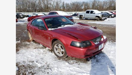 2003 Ford Mustang Coupe for sale 101494220
