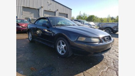 2003 Ford Mustang Convertible for sale 101503282