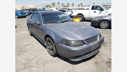 2003 Ford Mustang Coupe for sale 101505627