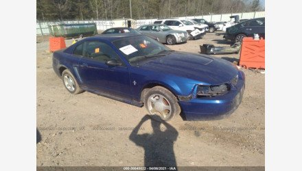 2003 Ford Mustang Coupe for sale 101505831