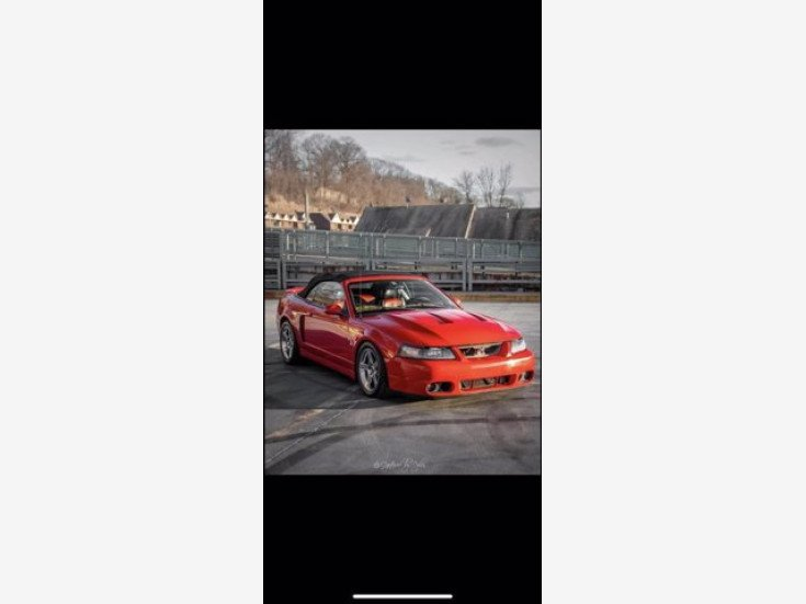 2003 Ford Mustang for sale 101506073