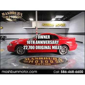 2003 Ford Mustang for sale 101552061