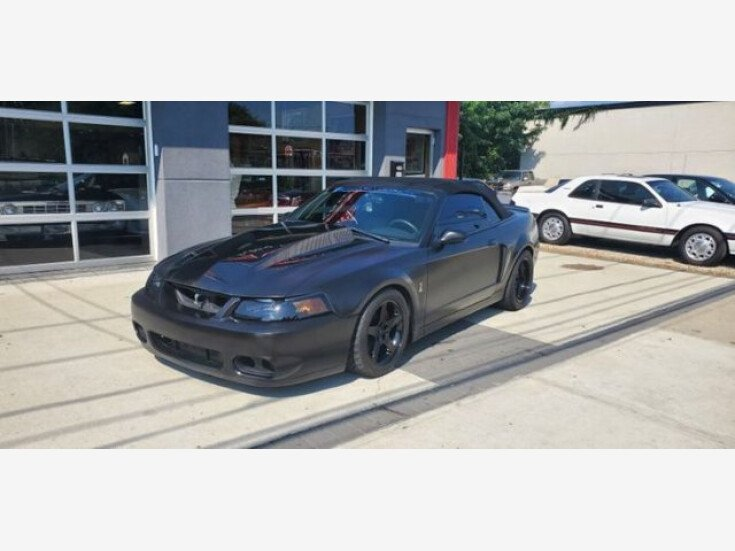 2003 Ford Mustang for sale 101591718