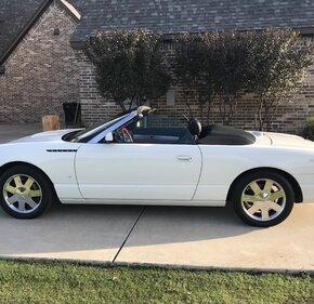 2003 Ford Thunderbird for sale 101101000