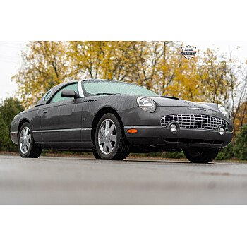 2003 Ford Thunderbird for sale 101400823