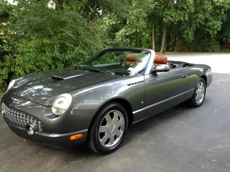 2003 Ford Thunderbird for sale 101563172