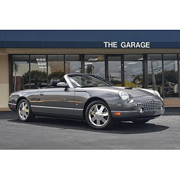2003 Ford Thunderbird for sale 100881288