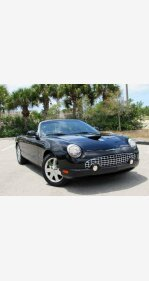 2003 Ford Thunderbird for sale 100926429