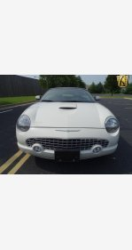 2003 Ford Thunderbird for sale 101020797