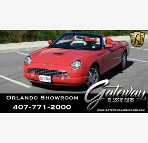 2003 Ford Thunderbird for sale 101054786