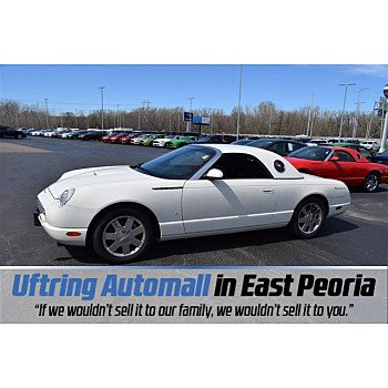 2003 Ford Thunderbird for sale 101119876