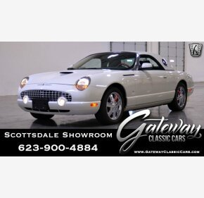 2003 Ford Thunderbird for sale 101170447