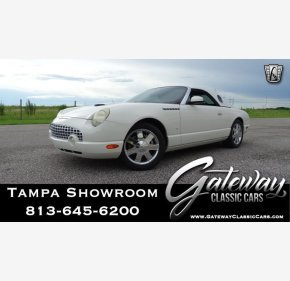 2003 Ford Thunderbird for sale 101188572