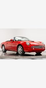 2003 Ford Thunderbird for sale 101190454