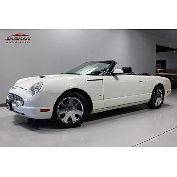 2003 Ford Thunderbird for sale 101198213