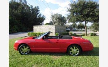2003 Ford Thunderbird for sale 101199076